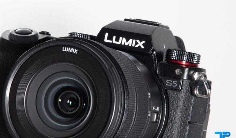 Lumix S5: altro che entry-level