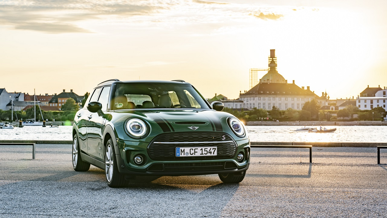 MINI Cooper SD Clubman 4ALL, l'ideale per lo shopping cittadino thumbnail