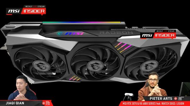 MSI RX 6800 XT