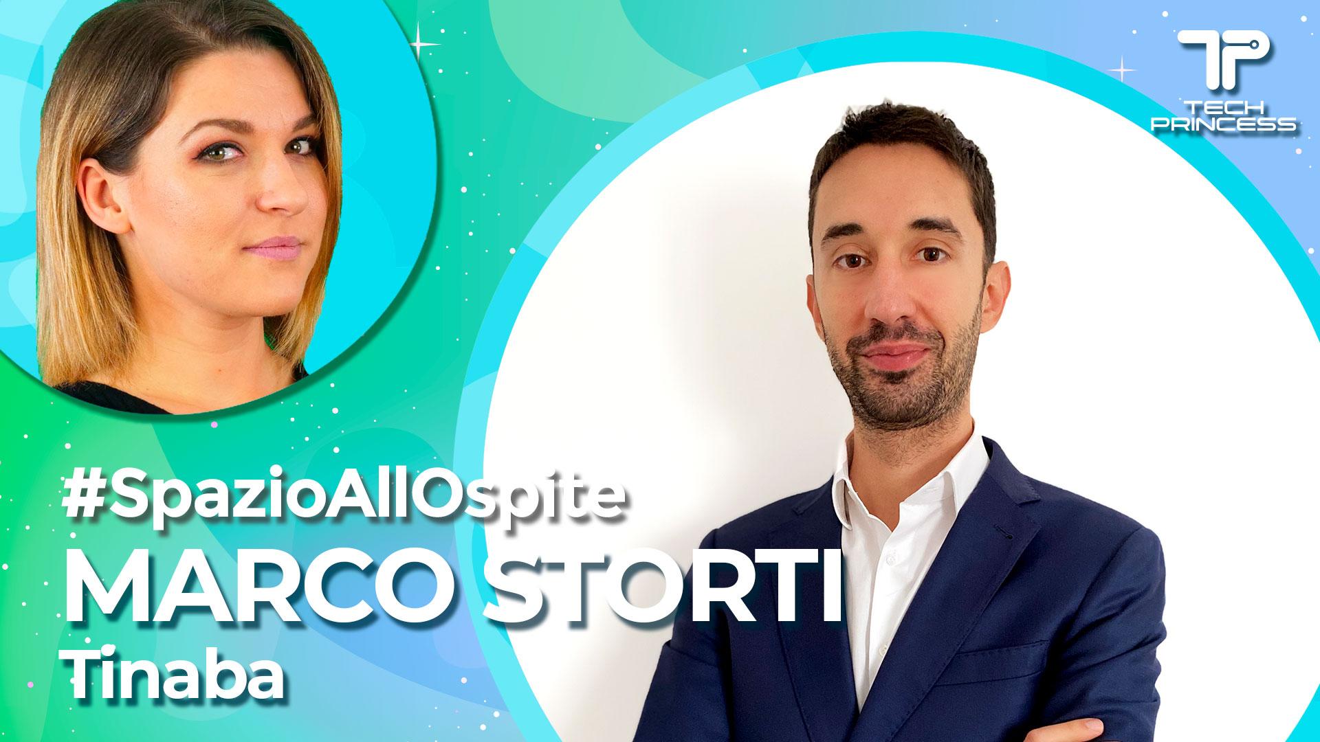 Spazio all'Ospite: con Marco Storti di Tinaba e la fintech made in Italy thumbnail