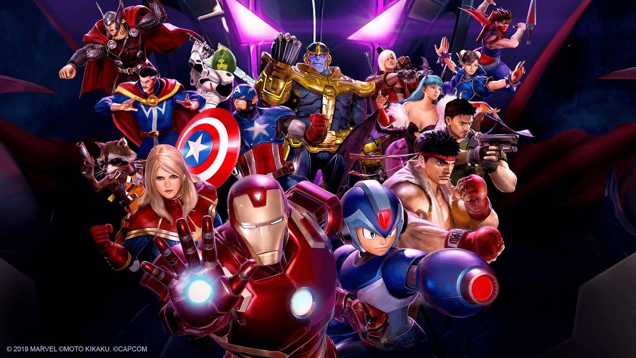 Michael B. Jordan vuole il seguito di Marvel Vs Capcom su PS5 thumbnail