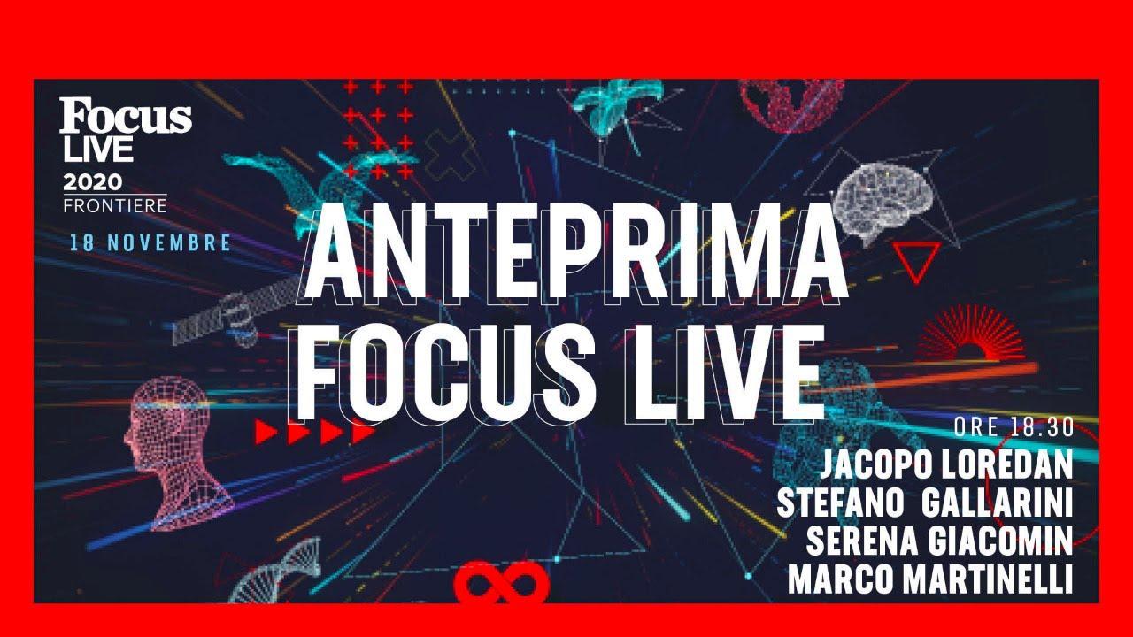 Focus Live in streaming dal Museo Nazionale Scienza e Tecnologia Milano thumbnail