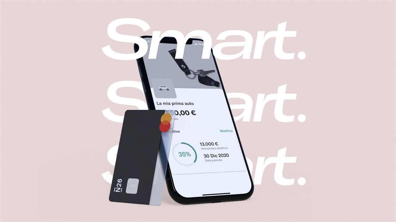 N26 Smart è il nuovo conto digitale premium che vi fa risparmiare thumbnail