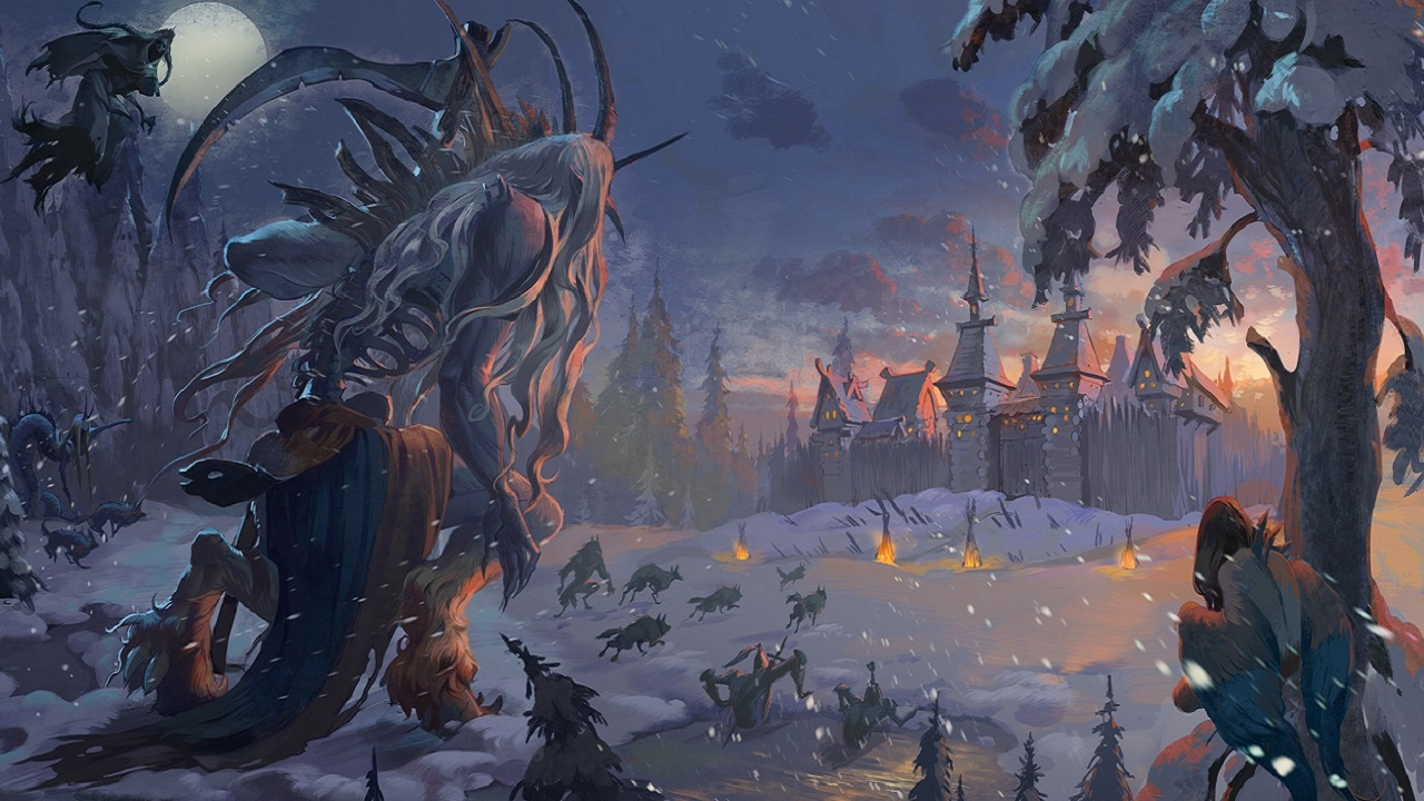 """Koch Media si unisce a Wild Forest Studio per """"Night is Coming"""" thumbnail"""