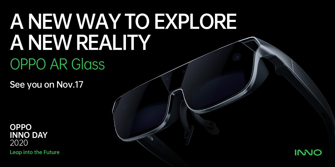 Oppo AR Glasses: un nuovo visore sta arrivando sul mercato thumbnail
