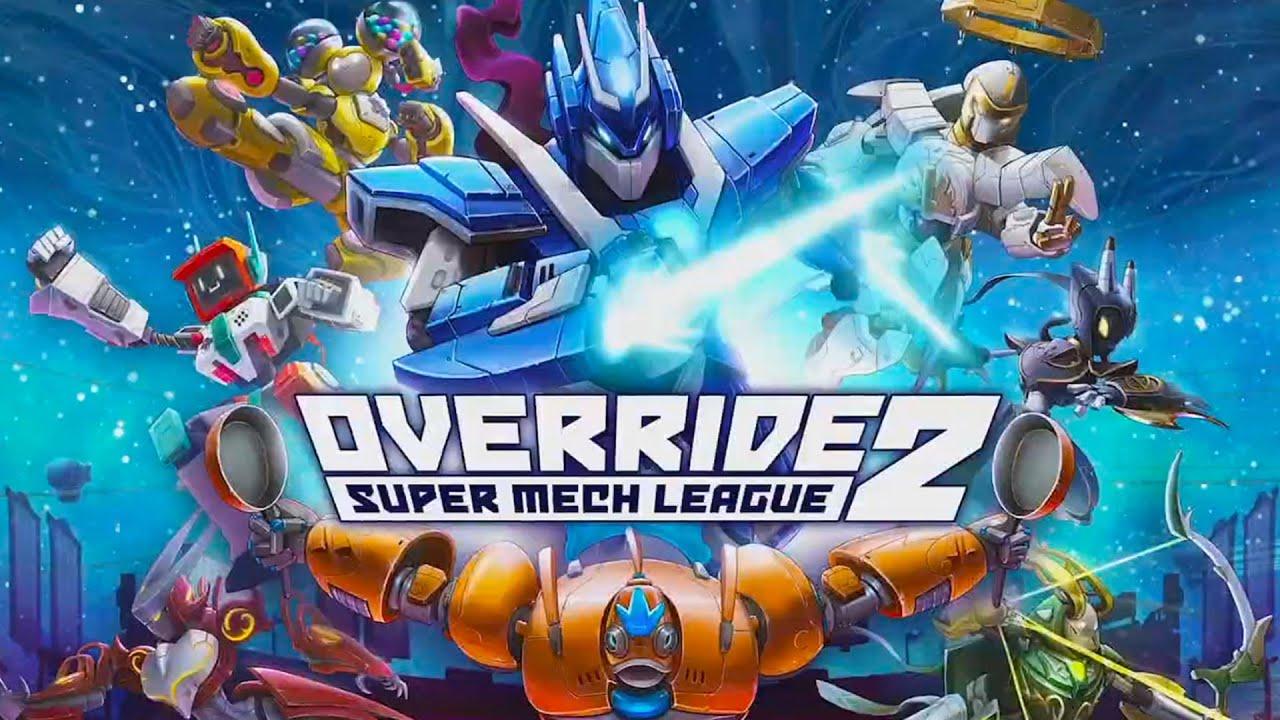 Override 2: Super Mech League: prende il via la open beta thumbnail