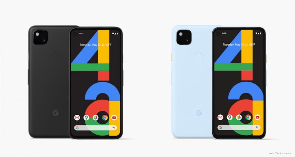 Il Google Pixel 4A arriva in un'iconica versione azzurra thumbnail