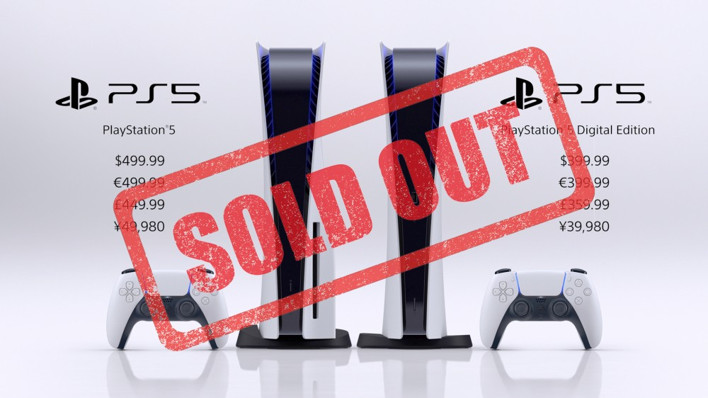PlayStation-5-sold-out-tech-princess