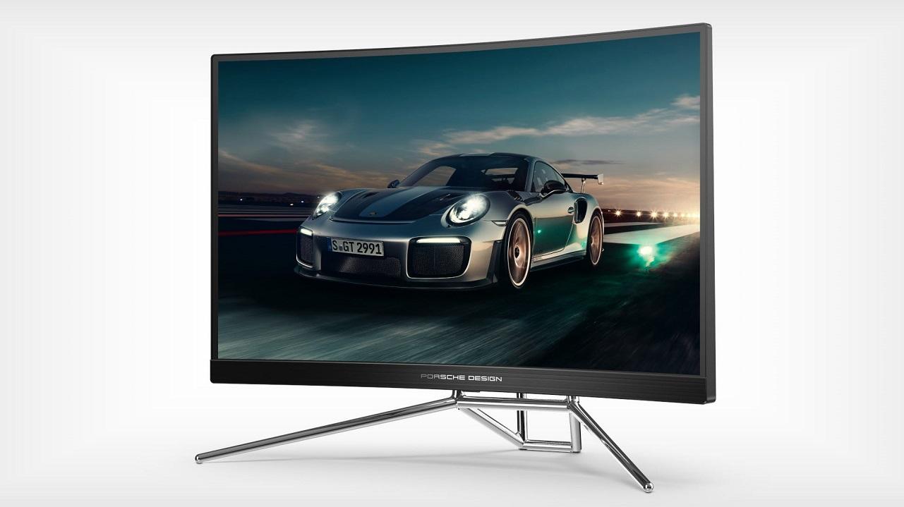 Porsche Design e AOC presentano un nuovo monitor da gaming thumbnail
