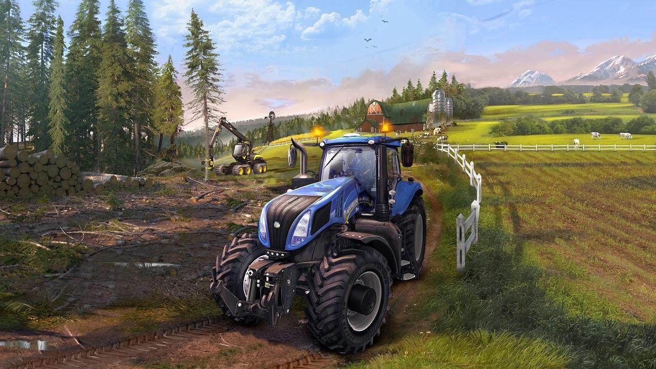 Farming Simulator si aggiorna con un nuovo DLC gratuito thumbnail
