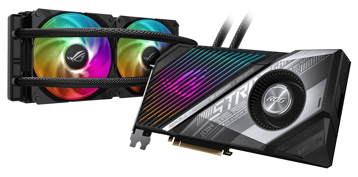 Arrivano le prime custom Radeon RX 6800 di Asus thumbnail