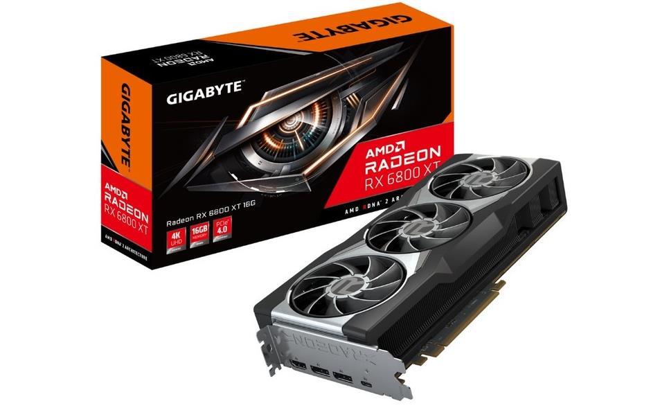 Radeon RX 6800 XT Gigabyte