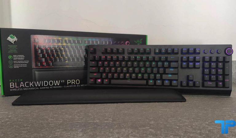 La recensione di Razer Blackwidow V3 Pro: il wireless non ha prezzo