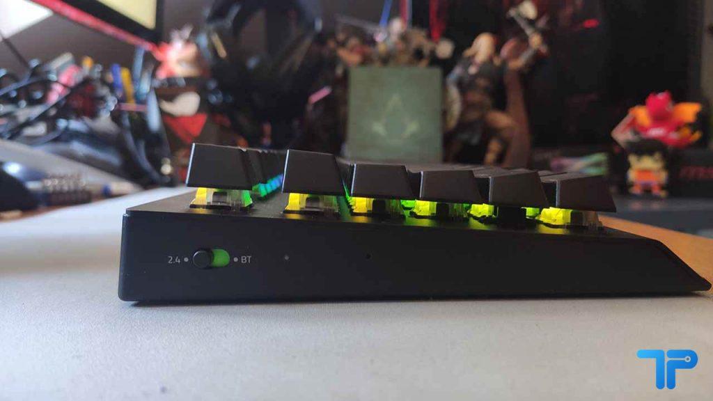 Razer BlackWidow V3 Pro wireless lvl1