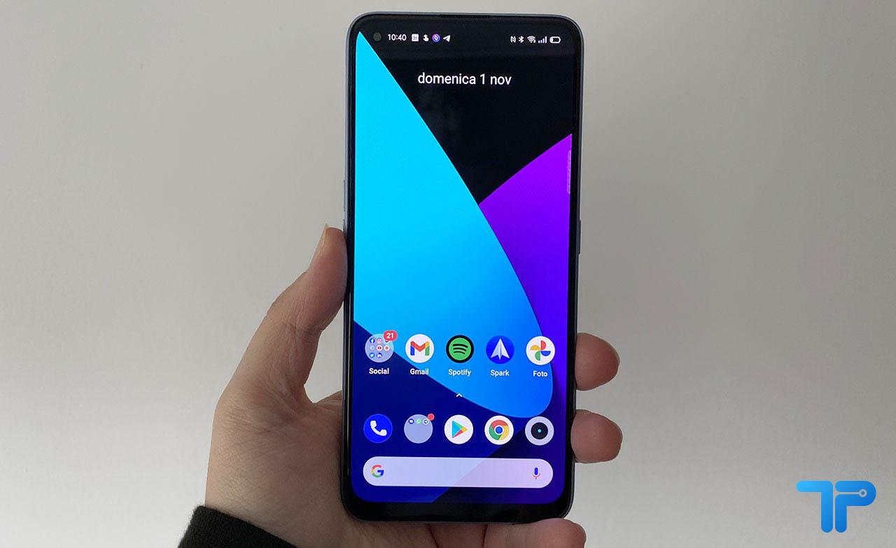 realme smartphone 7 pro