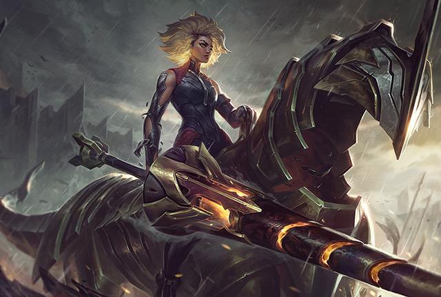 Rell-League-of-Legends-tech-princess