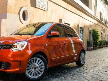 Renault Twingo Electric 2020 copertina