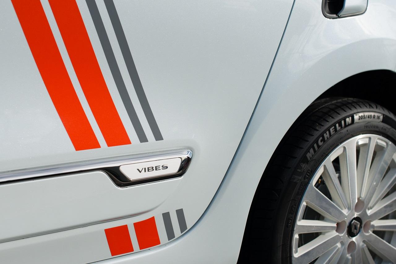 Renault Twingo Electric 2020 dettaglio Vibes