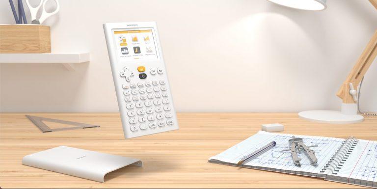 NumWorks calcolatrice