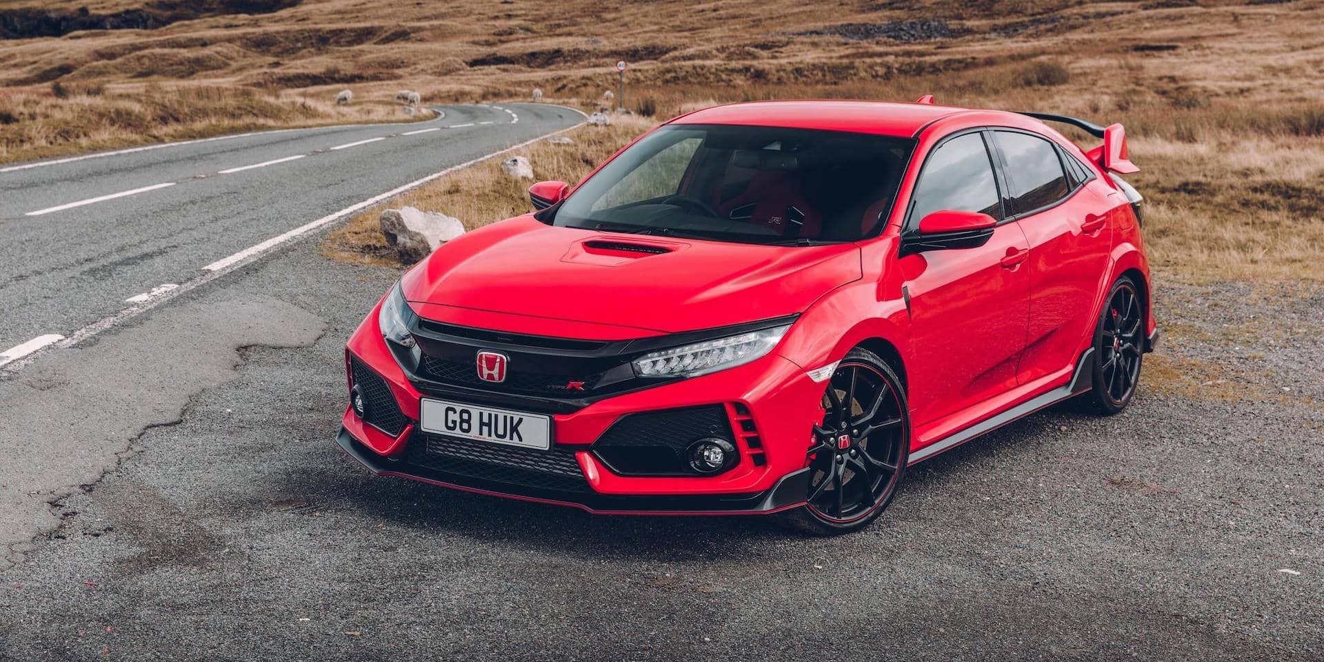Segmenti Auto Honda Civic type r