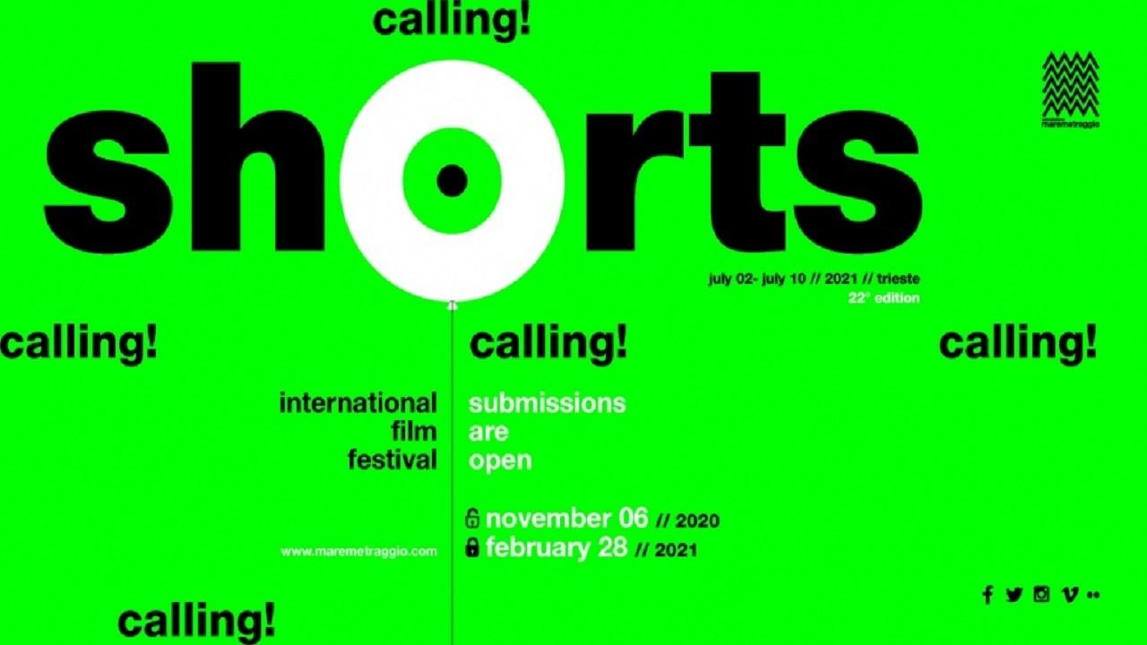 Aperte le iscrizioni per la nuova edizione di ShorTS International Film Festival 2021 thumbnail
