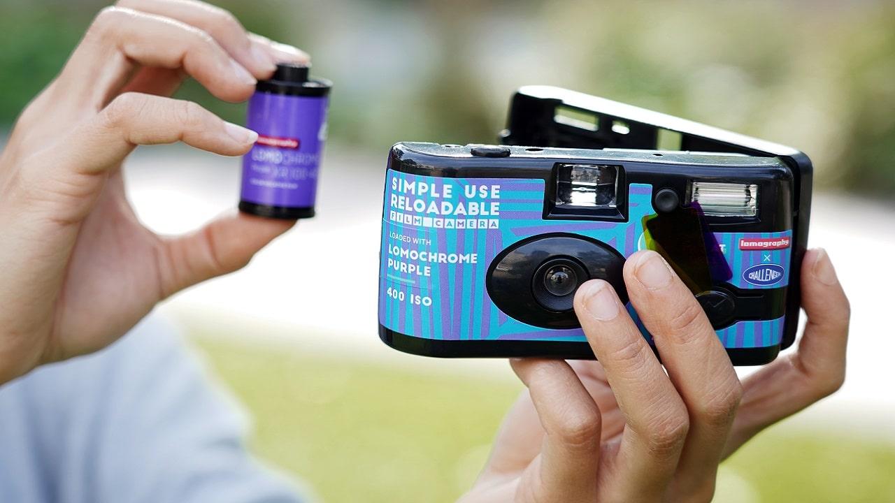 Ecco il regalo perfetto per chi ama le fotografie su pellicola thumbnail