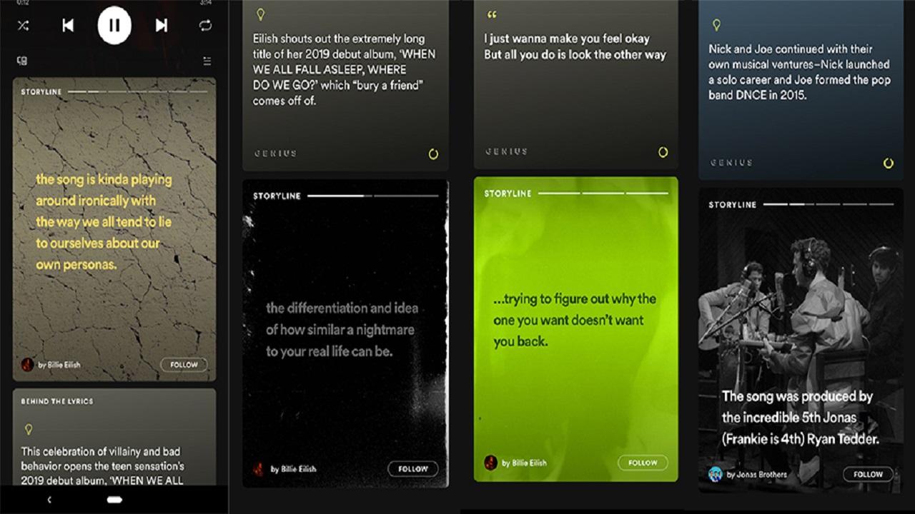 Le storie sono ovunque, anche su Spotify thumbnail