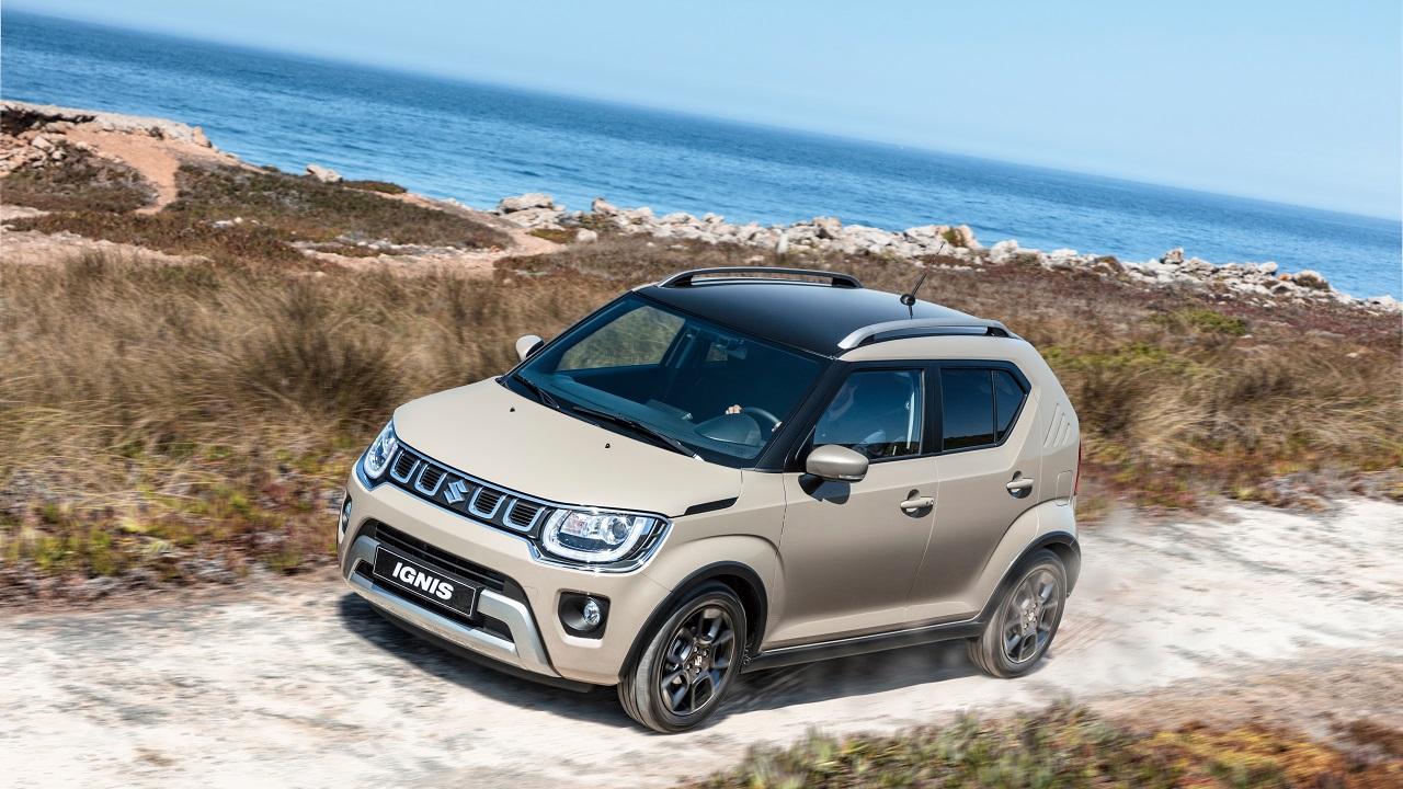 Suzuki: vendite record in Italia anche ad ottobre 2020 thumbnail