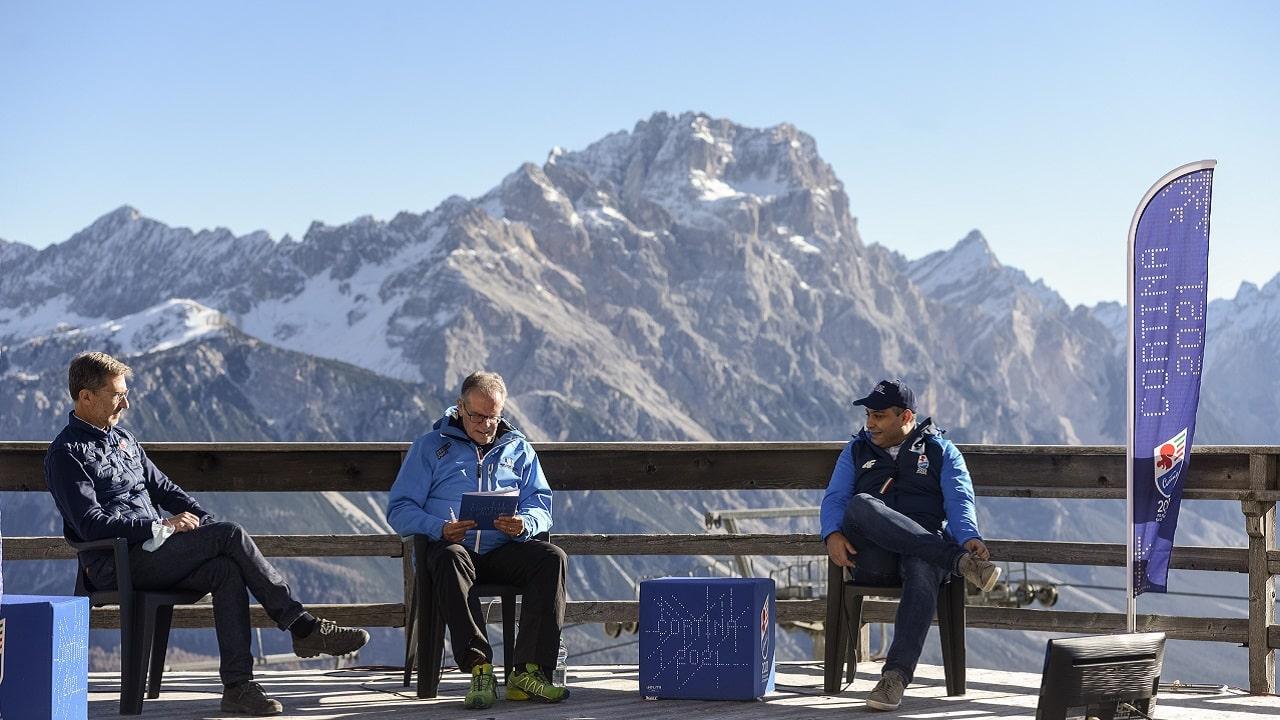 Telepass ci porta ai Campionati del mondo di sci Cortina 2021 thumbnail