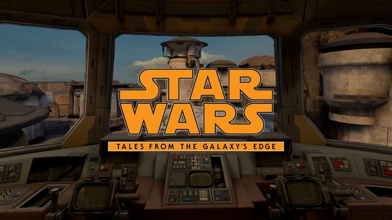 In arrivo Temple of Darkness, una storia VR interattiva disponibile su Star Wars: Tales from the Galaxy's Edge thumbnail
