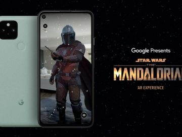 The Mandalorian AR