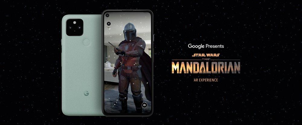 Google e Disney insieme per The Mandalorian in realtà aumentata thumbnail
