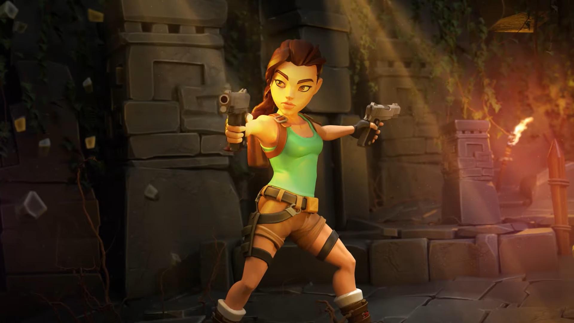 Lara Croft ritorna su mobile con Tomb Raider Reloaded thumbnail