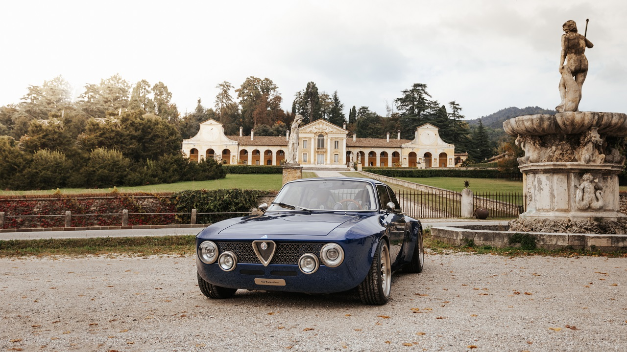 Totem GT electric, nasce la restomod italiana su base Alfa Romeo thumbnail