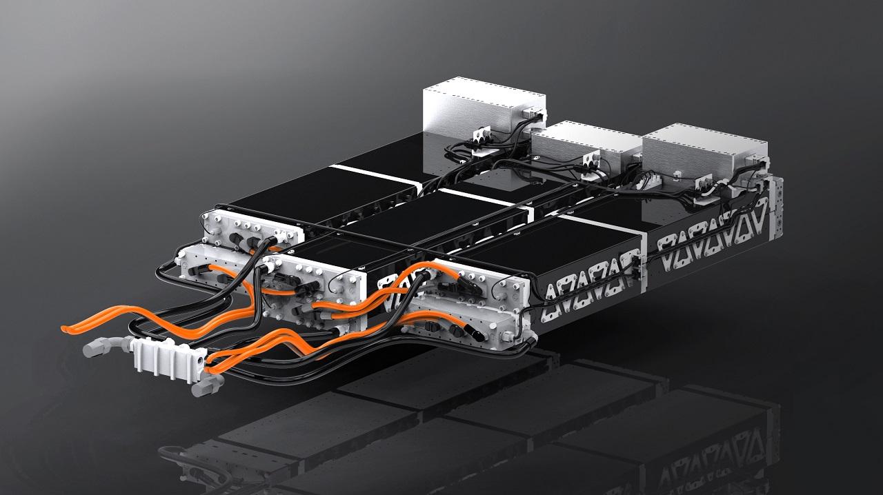 Totem GT electric batterie