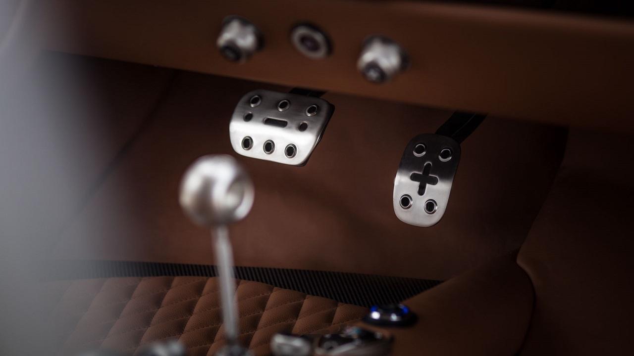 Totem GT electric pedali e cambio
