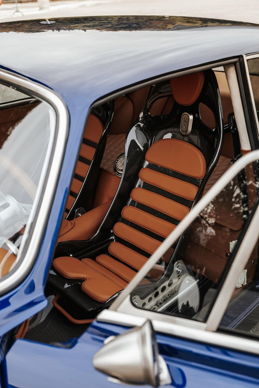 Totem GT electric sedile