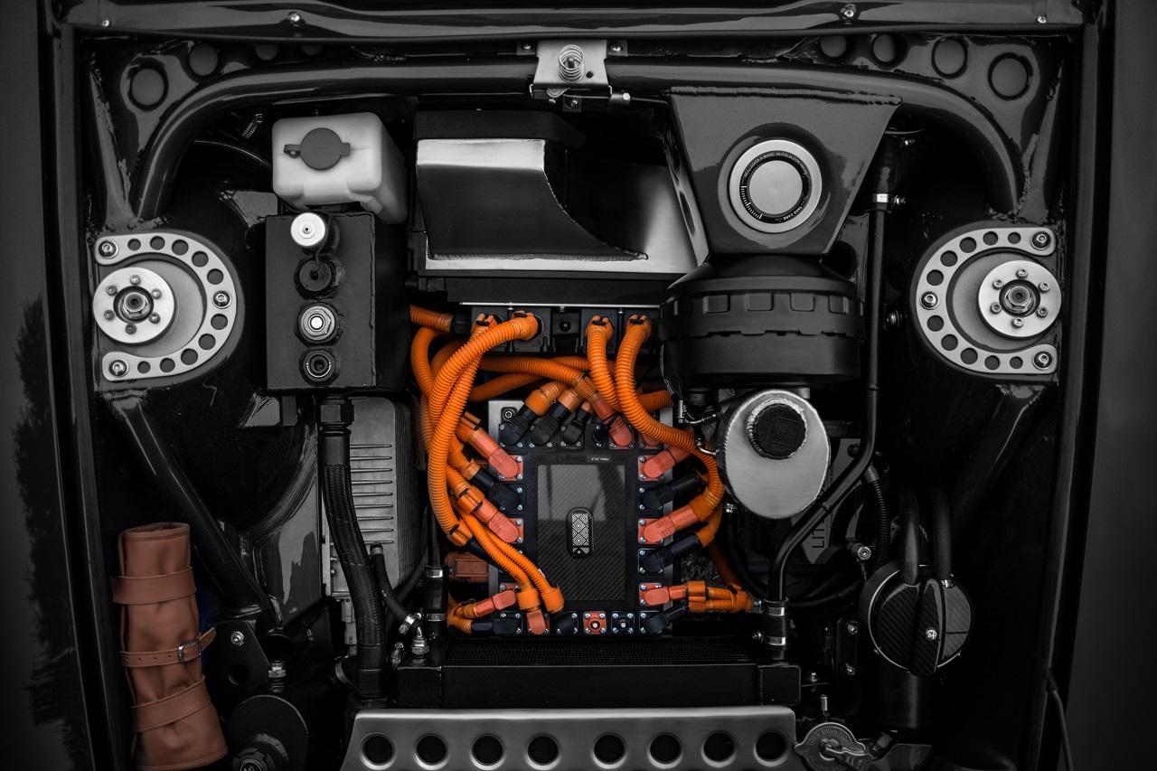 Totem GT electric vano ex motore