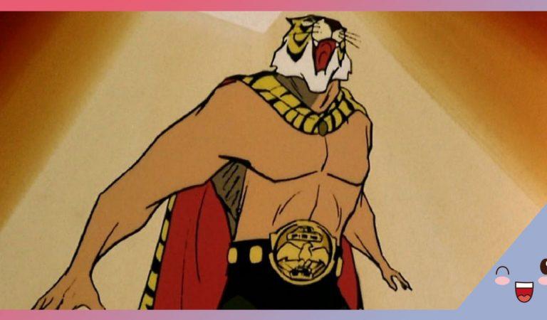 L'Uomo Tigre: combattere per scopi nobili