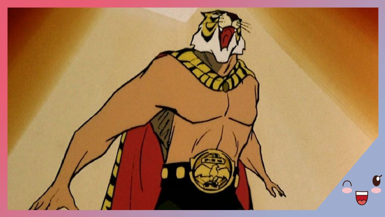 L'Uomo Tigre: combattere per scopi nobili thumbnail