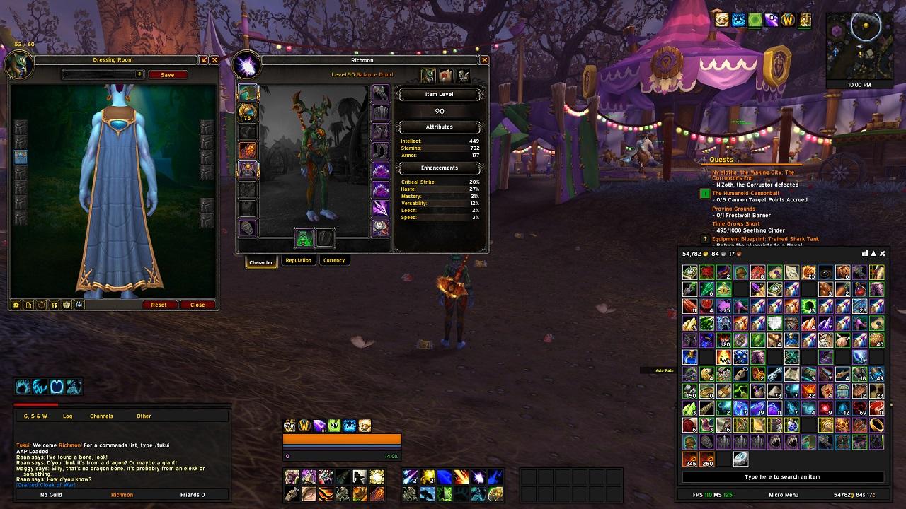 L'evento per celebrare l'anniversario di World of Warcraft ha inizio thumbnail