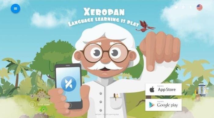 Xeropan, ossia come imparare l'inglese divertendosi thumbnail