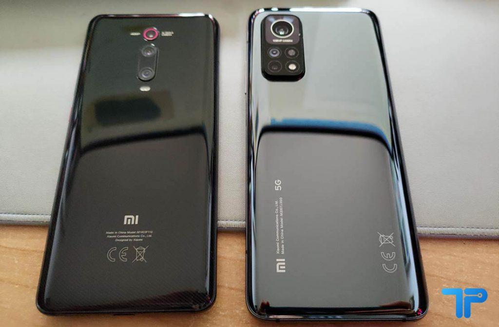 Xiaomi Mi 10T Pro vs Xiaomi Mi 9T Pro