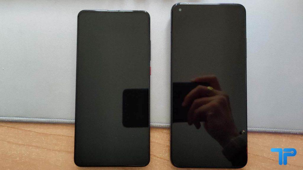 Xiaomi Mi 10T Pro vs Xiaomi Mi 9T Pro fronte
