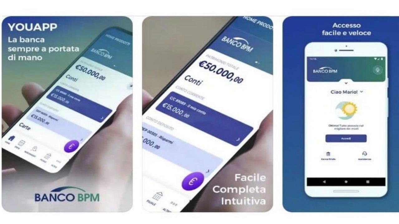 YouApp di Banco BPM è disponibile su HUAWEI AppGallery thumbnail