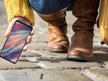 accessori smartphone indagine wiko cadute