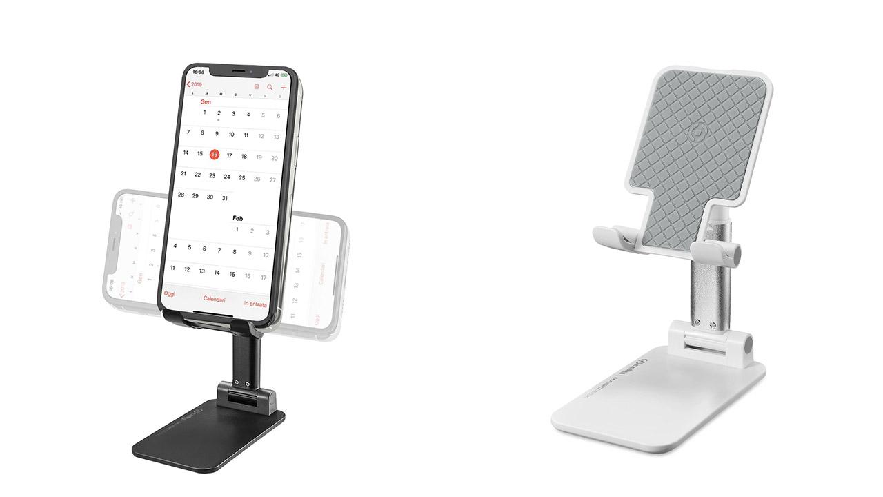 accessorio smartphone stand celly
