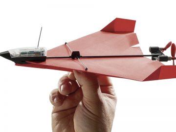 aeroplanini di carta bluetooth