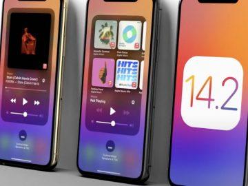 aggiornamento iOS 14