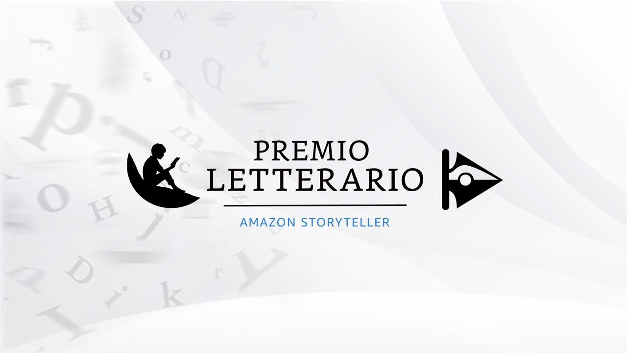 Proclamato il vincitore del premio letterario Amazon Storyteller 2020 thumbnail